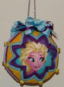 frozen ornament side 2