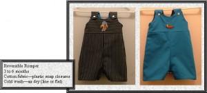 romper striped for sale